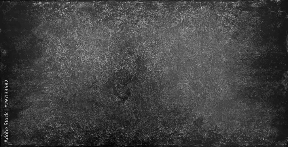 Fototapeta Grunge dark grey stone texture background