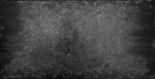 Grunge Dark Grey Stone Texture...