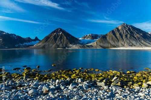 Svalbard Islands, Artic Ocean, Norway, Europe