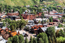 Telluride, Colorado Small Town...