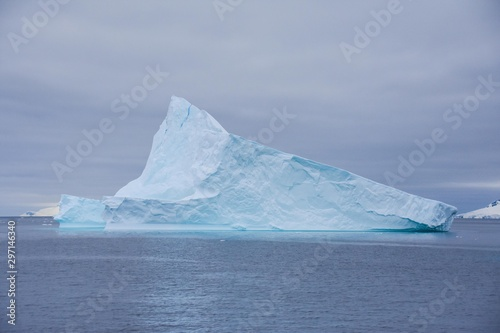 iceberg antarctique Canvas Print
