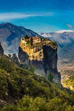 Monastery Of The Holy Trinity - Meteora, Greece