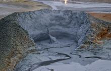 Boiling Mudpods, Iceland