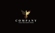 Eagle Connect Logo Vectors Royalty Design Inspiration