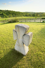 View Of The Stone Cross Near T...