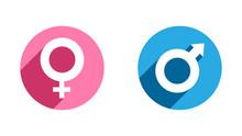 Gender Icon Vector Design. Sex...