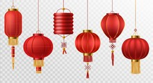 Chinese Lanterns. Japanese Asi...