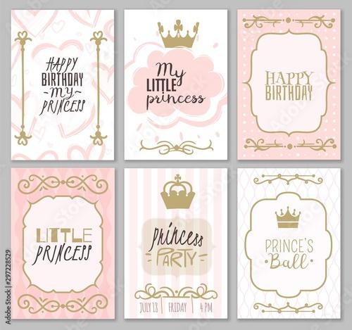 Fotografía  Princess borders