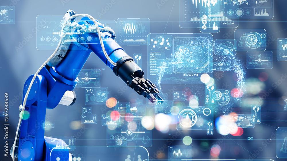 Fototapeta 産業とテクノロジー