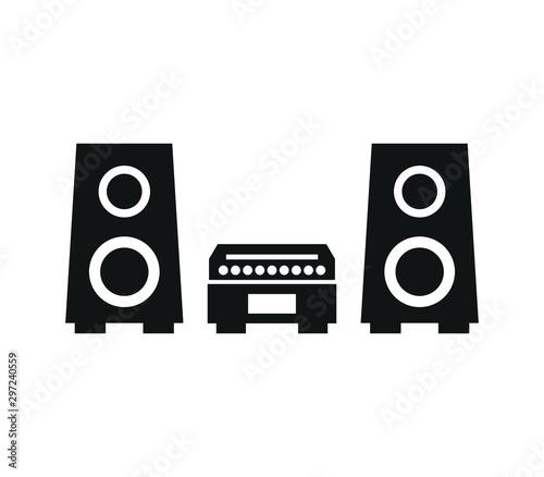 Fotografía  stereo icon
