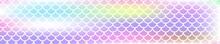 Unicorn Gradient Rainbow Banner