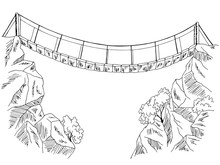 Bridge Over The Abyss Graphic ...