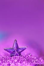 Christmas Background.Violet St...