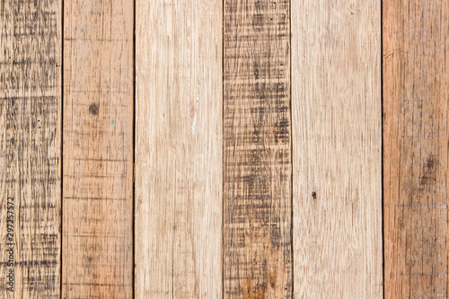 Fototapeta  Wood surface hardwood texture backdrop and background woodden board
