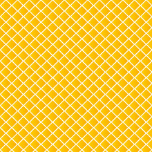 Geometric Yellow Square Pattern Background And Texture.