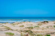 A Beautiful Soft And Fine Sand...