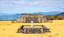 Xochicalco Archaeological Site...