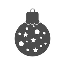 Christmast Toy Icon Isolated O...