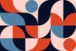 Abstract Geometry Pattern Artwork