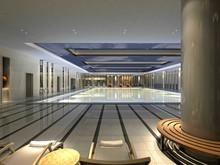 3d Render Of Swimming Pool