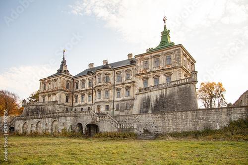 Pidhirtsi Castle, Lviv region, Ukraine