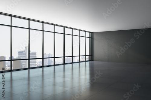 Aluminium Prints Akt Contemporary office interior