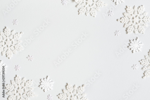 Christmas composition Wallpaper Mural