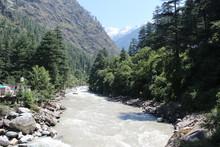 Beautiful View Of Himalayan Mo...
