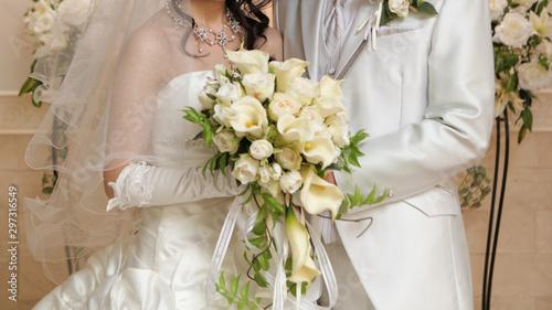 Fototapeta 結婚式 ブーケ
