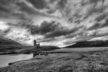 Ardvreck Castle On The Shores ...