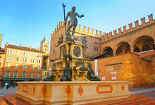 Fountain Of Neptune,Bologna,I...