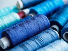 Lots Of Bobbins Of Thread For ...