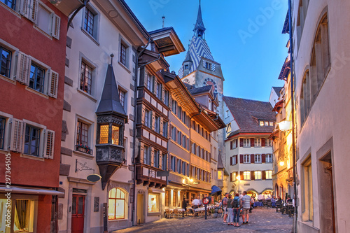 Zug oldtown, Switzerland