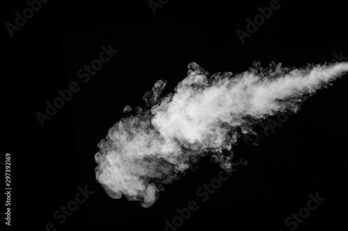 Smoke. Canvas-taulu