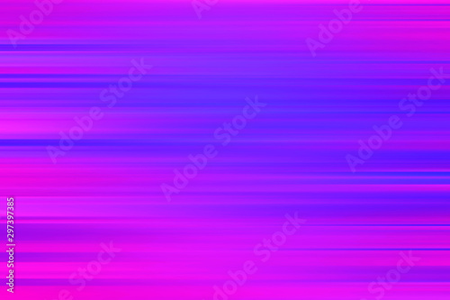 An abstract pink and purple color streak background. Canvas Print