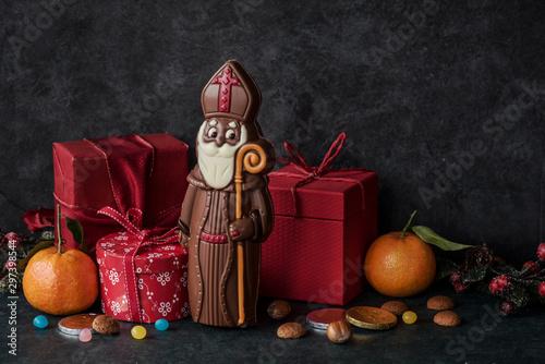 Fotografía  Saint Nicholas gift
