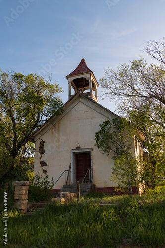 Photo Holman New Mexico Church