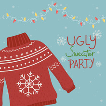 Christmas Ugly Sweater Party G...