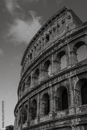 Colosseum in Rome Italy Poster Mural XXL