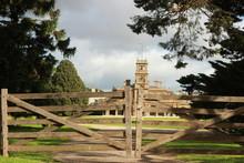 Old Timber Hardwood Farm Gate ...
