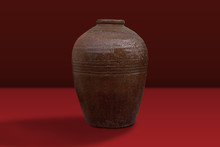 Antique Japanese Earthenware_3284