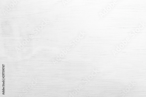 Fototapety, obrazy: White plywood textured wooden background or wood surface of the old at grunge dark grain wall texture of panel top view. Vintage teak surface board at desk with light pattern natural.