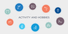 Activity And Hobbies 10 Stroke...