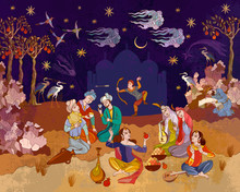 Paradise Garden. Fairy Tales A...