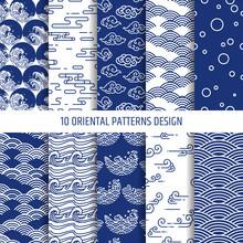 Oriental Patterns Illustration...