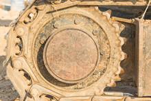 Wheel Of Excavator