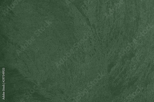 Fotomural  Dark green Concrete textured background to your concept or product