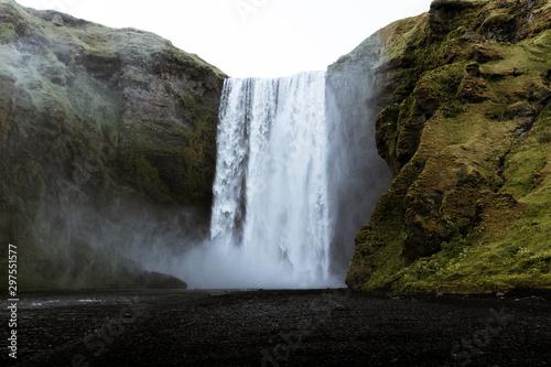 Icelands landscapes