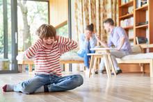 Eltern Streiten Vor Kind über...