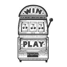 Slot Machine Gambling Device S...